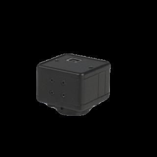 Vision Scientific VMS0007 Trinocular Zoom Stereo Microscope, 10x WF  Eyepiece, 0 8x—5x Zoom, 4x—100x Magnification, 0 5x & 2x Aux Lens, LED