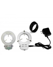 VMLIFR-06 56-LED Ring Light with Intensity Control