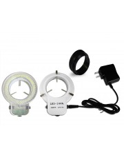 VMLIFR-07 144-LED Ring Light with Intensity Control