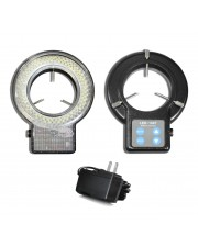 VMLIFR-08 144-LED Four-Zone Ring Light with Intensity Control
