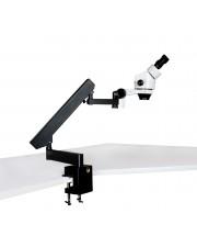 VS-7E Binocular Zoom Stereo Microscope - 0.7X - 4.5X Zoom Range