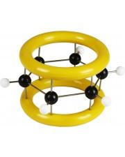 VCM014 Benzene Ring Molecular Model