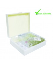 Textile Fibre Prepared Slide Set